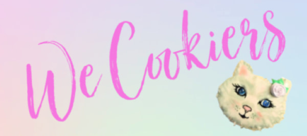 Logo banner for We Cookiers